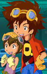 Digimon: Adventuring out