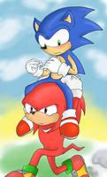 Sonic: KxS - Run
