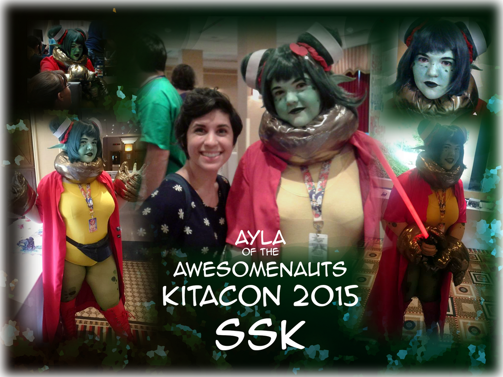 Ayla Kitacon 2015 Compilation by Staley-Stuff-Kenny