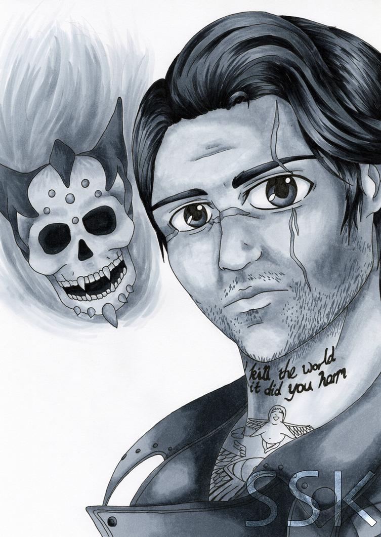Garcia 'F***ing' Hotspur by Staley-Stuff-Kenny