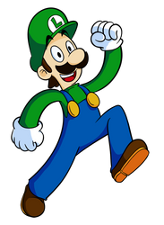 It's Luigi Time by mrcontroversial