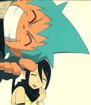 BlackStar and Tsubaki :D