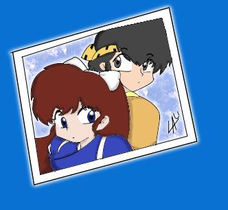 Ryoga and Ukyo by kuki4982
