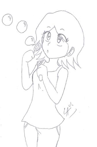 Bubbles :V by kuki4982