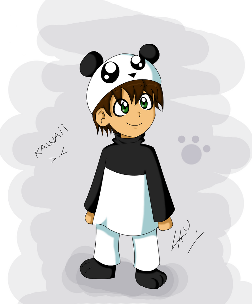 Yutaro panda chan by kuki4982