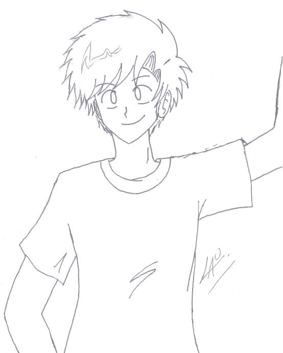 dibujando a Ryobe (video) by kuki4982
