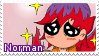 Norman stamp 2 xD by kuki4982