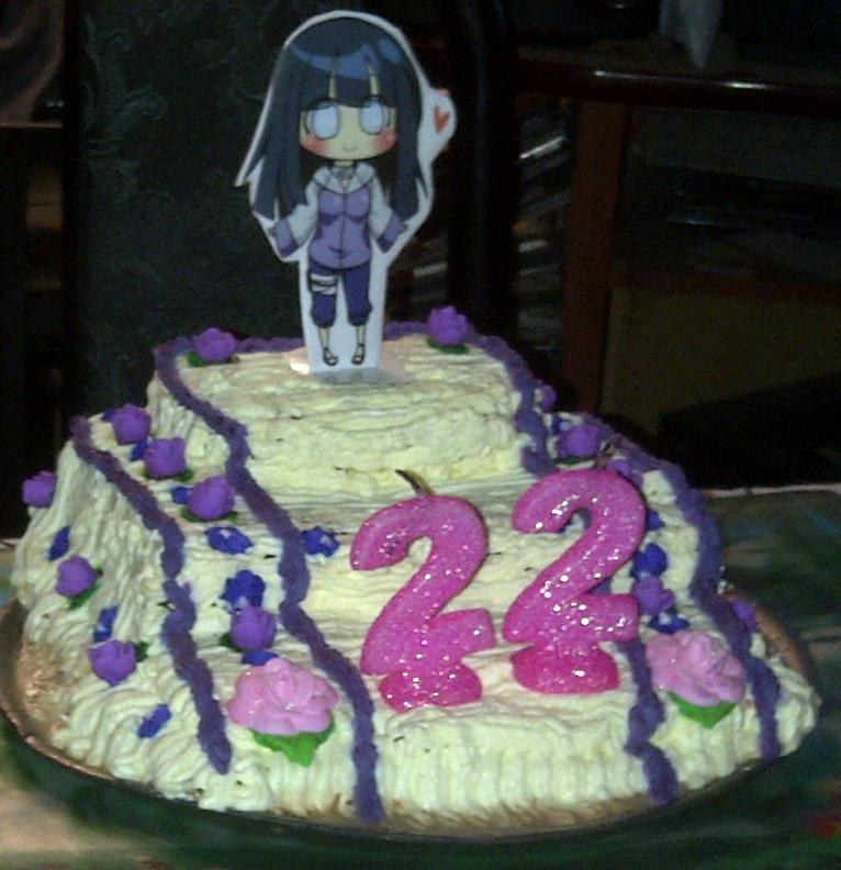 Pastel torta queque Cake 2013 xD by kuki4982