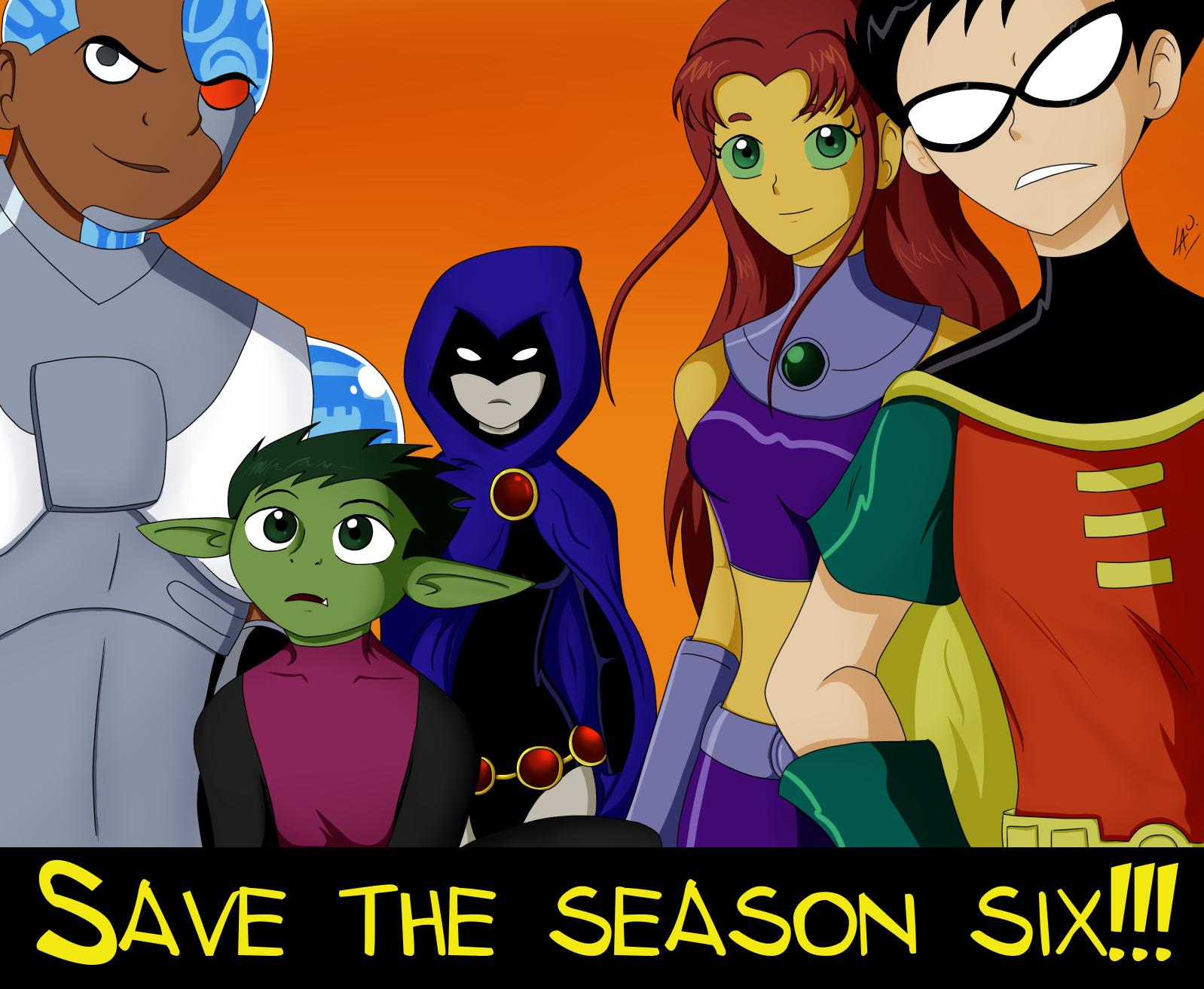 Save the season 6 by kuki4982