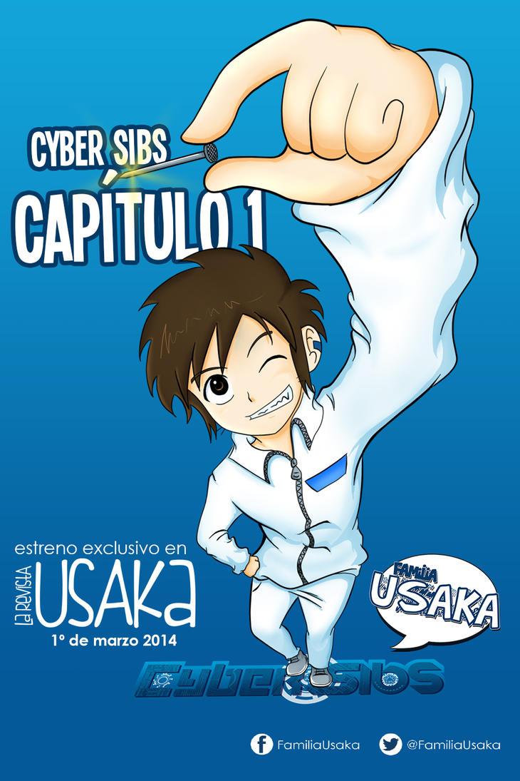 Cyber Sibs capitulo 1 OvO by kuki4982