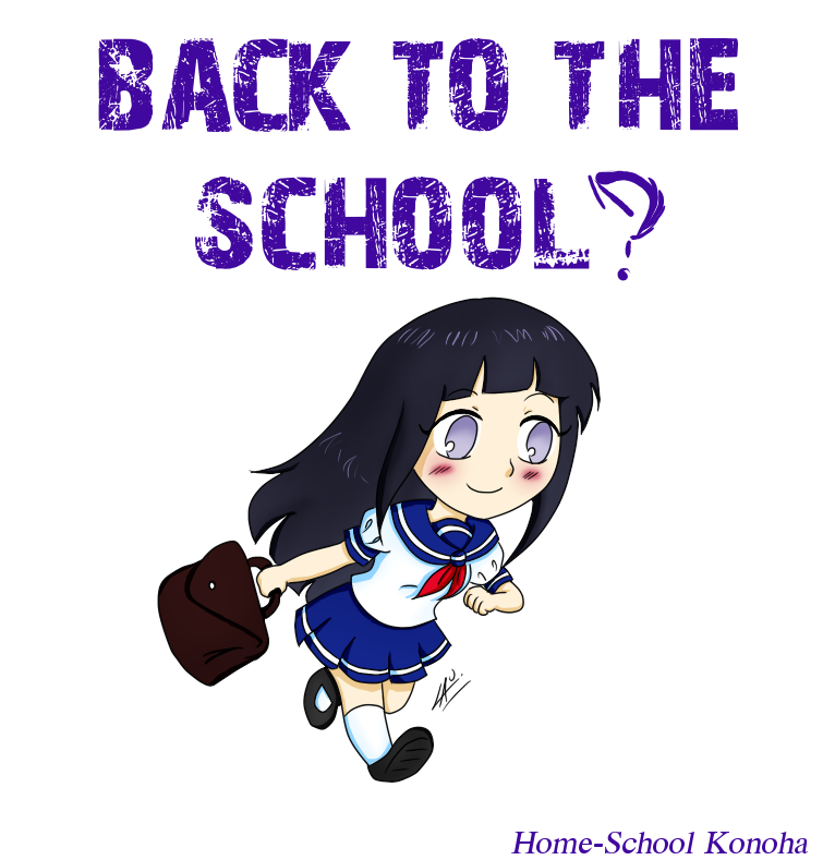 Home School Konoha back to the school? by kuki4982
