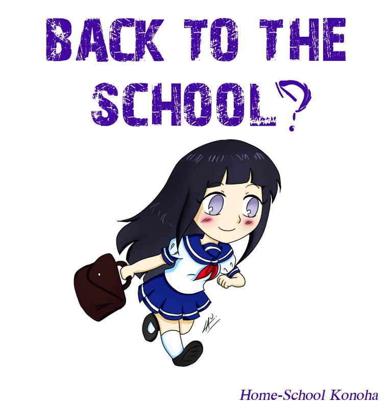 Home School Konoha back to the school? by kuki4982