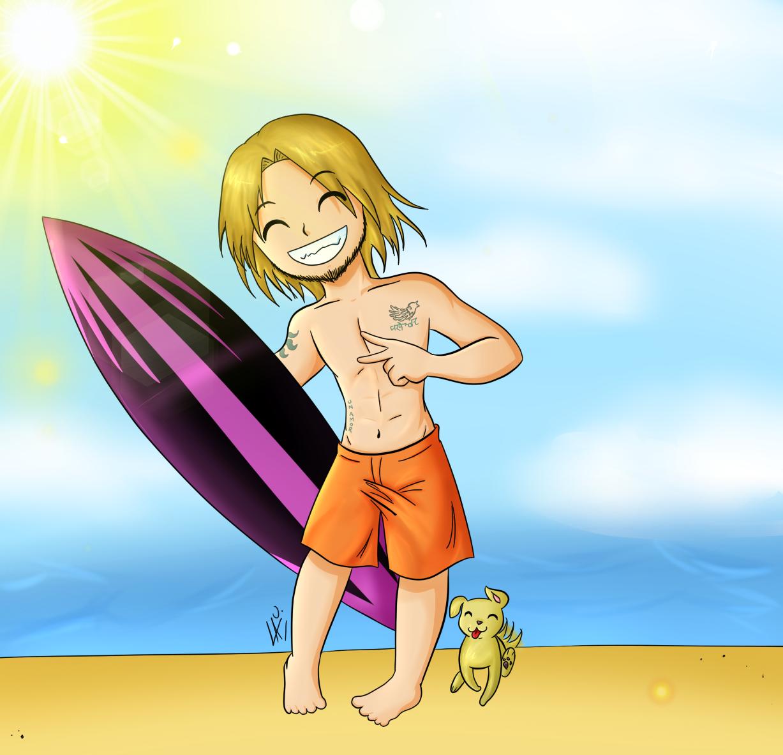 Sunshine makes me smile :D by kuki4982