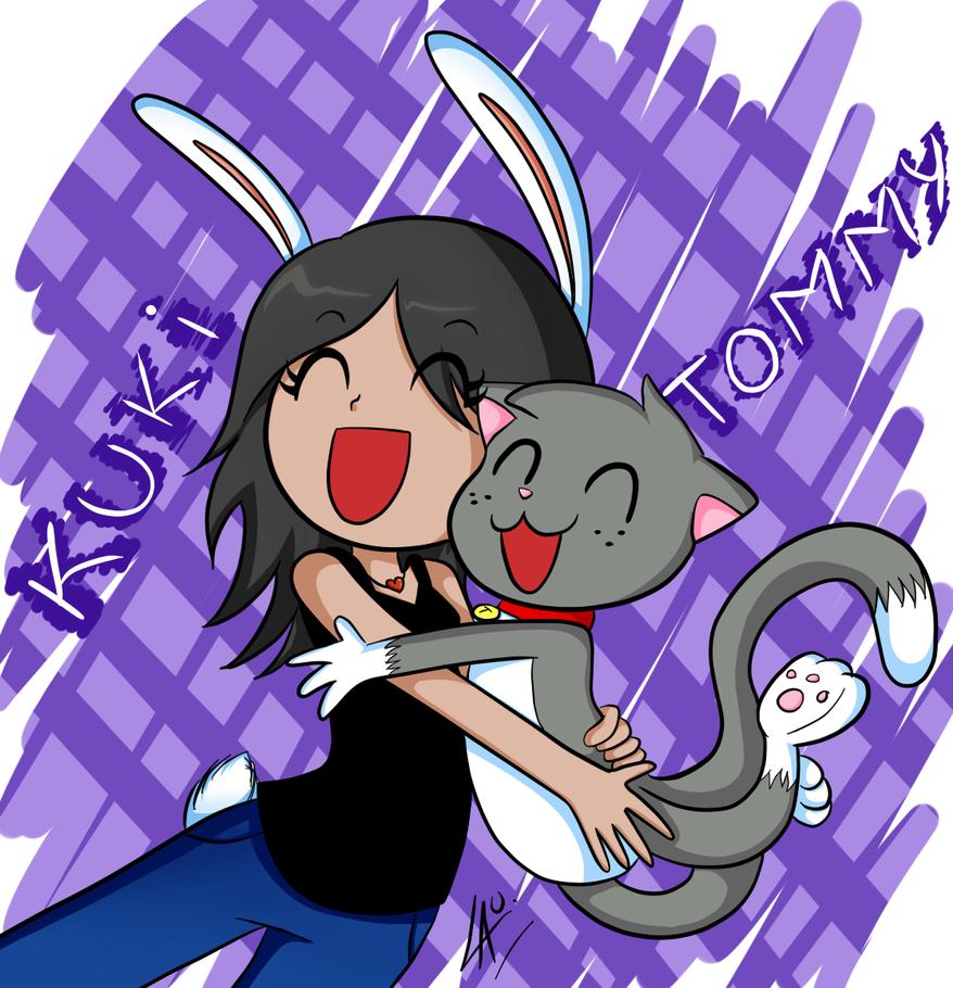Kuki voice of Tommy by kuki4982