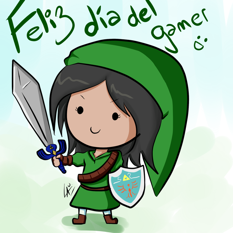 Happy Gamer s day :D by kuki4982