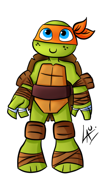 Its Mikey :D by kuki4982