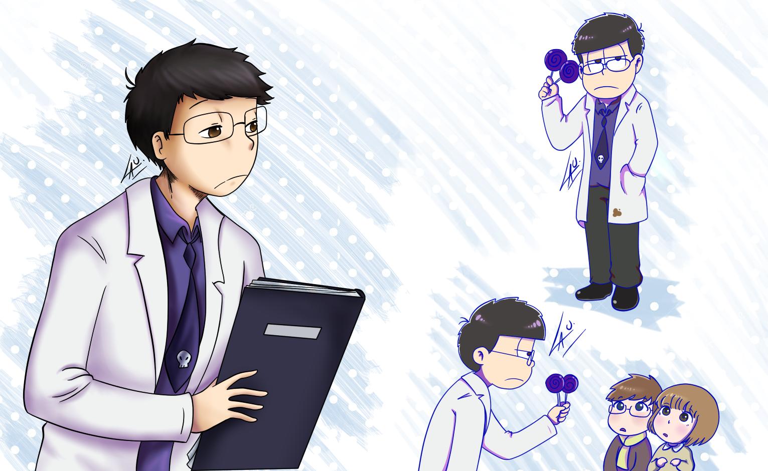 Doctor Ichimatsu by kuki4982
