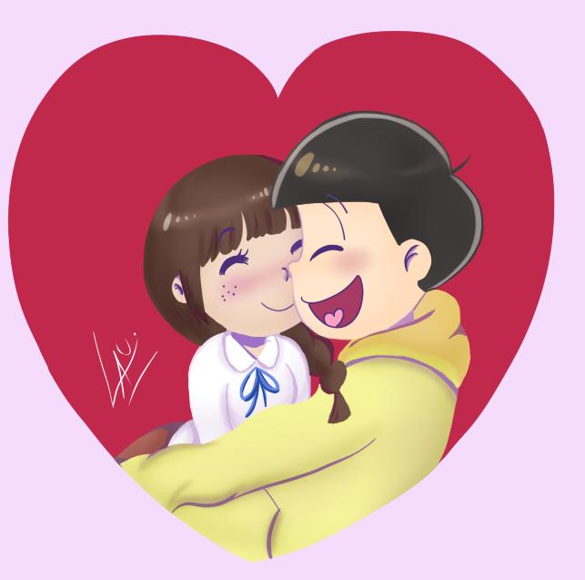 JyushiHomu heart by kuki4982