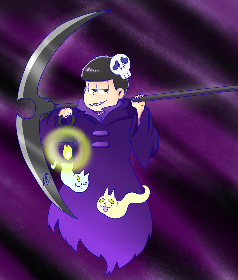 Death Ichimatsu by kuki4982