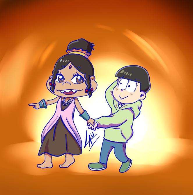 ChoroDayoko by kuki4982