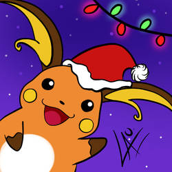 Christmas ewe by kuki4982