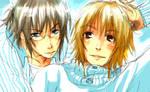 Ishimaru and Yutaro