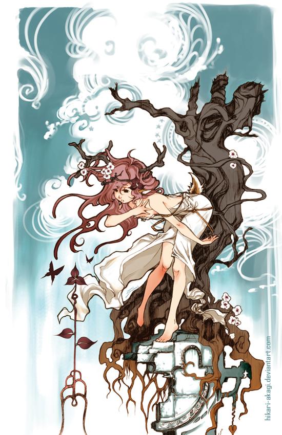 Floriel by Hikari-Akagi