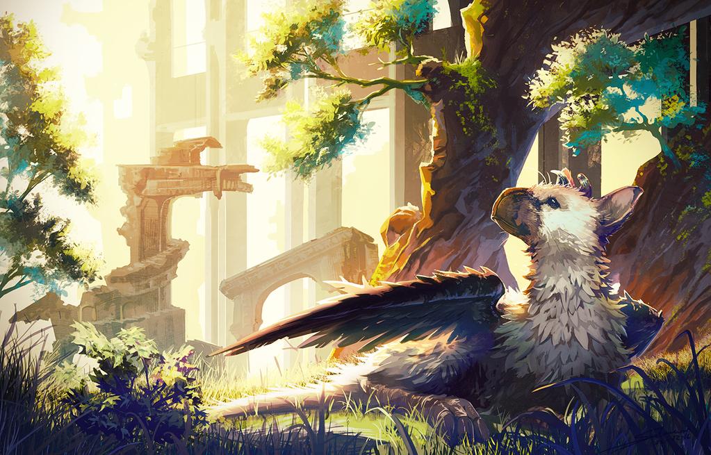 The Last Guardian by Hikari-Akagi