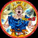 Dragon Ball Z (Label#10) [ElPalacioDeBaba.com]
