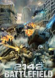 battlefield 2142 by ahbi