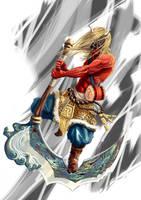 god of wind by ahbi