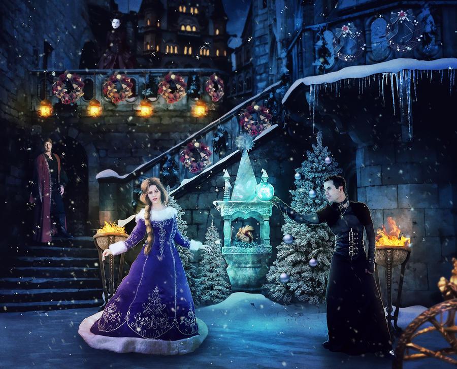 Christmas tale by Liyamoon