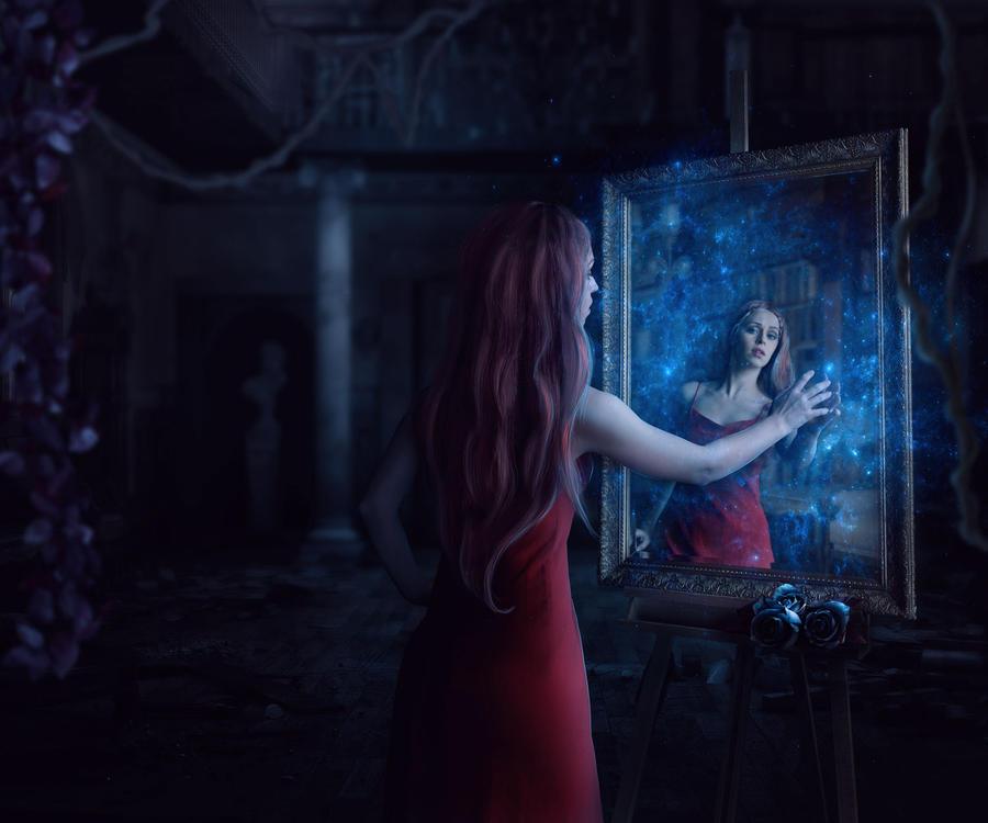 Mirror by Liyamoon