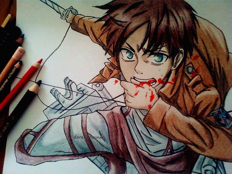 Hey, Eren! by DoreiShounen