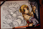 fairy tail sketch [2]