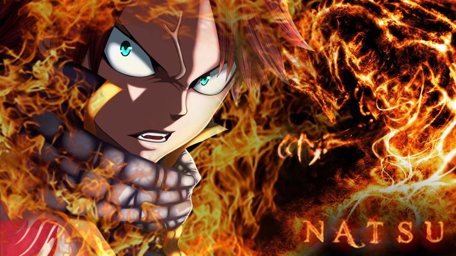 Natsu Dragneel Wallpaper By XXxCheekyCandyxXx