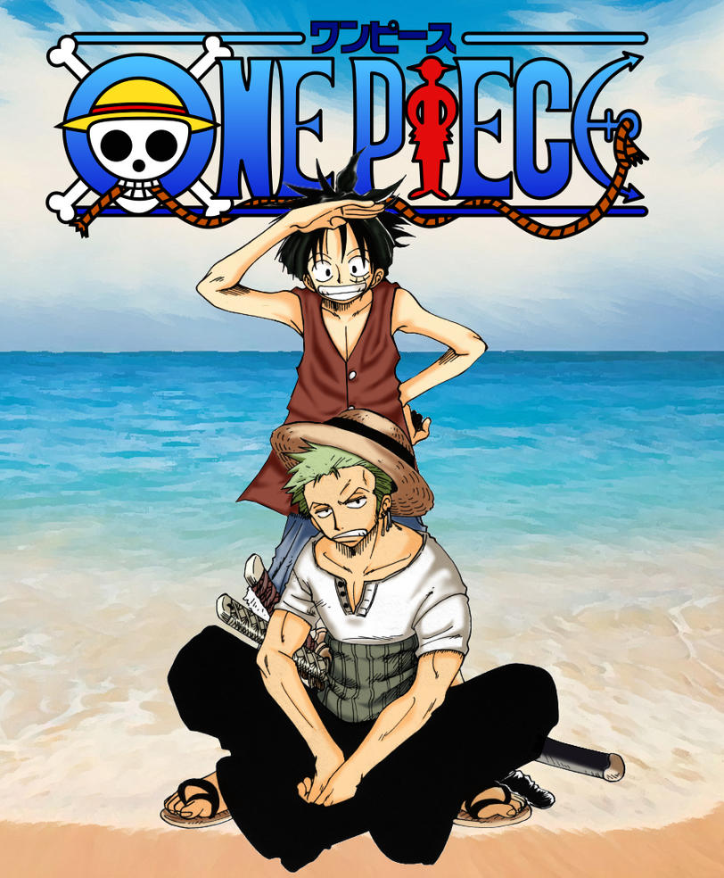 Zoro and Luffy -Doujin...