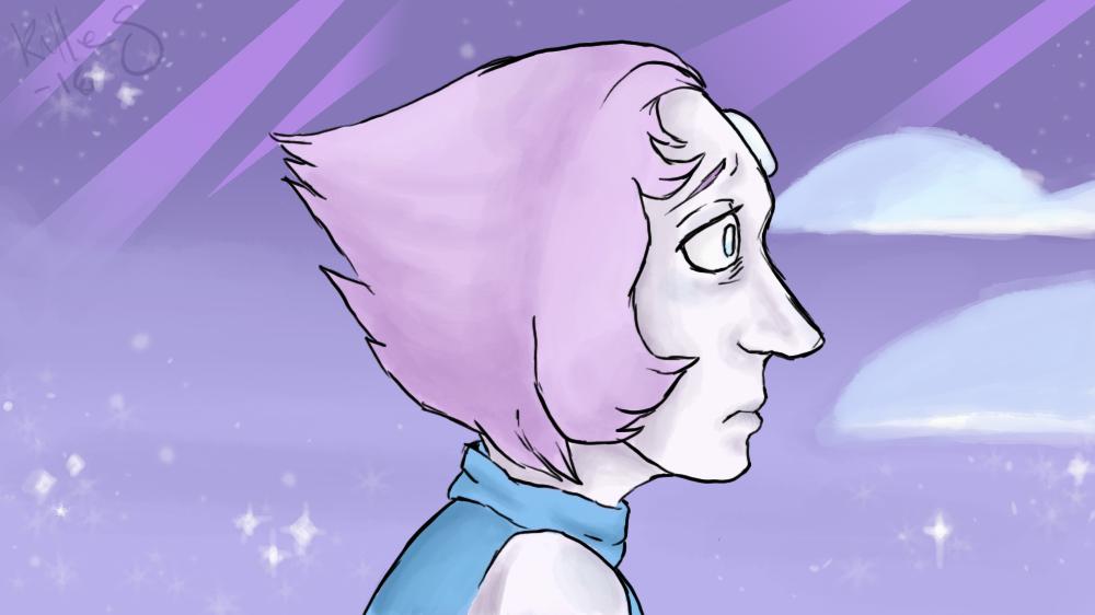 Screencap redraw: Pearl by Bindilover