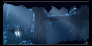 Speed Painting 'Underworld' by 814200