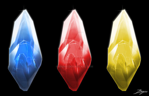 Crystal Shard Design by 814200