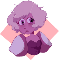 pink diamond by bad-vibes-iva