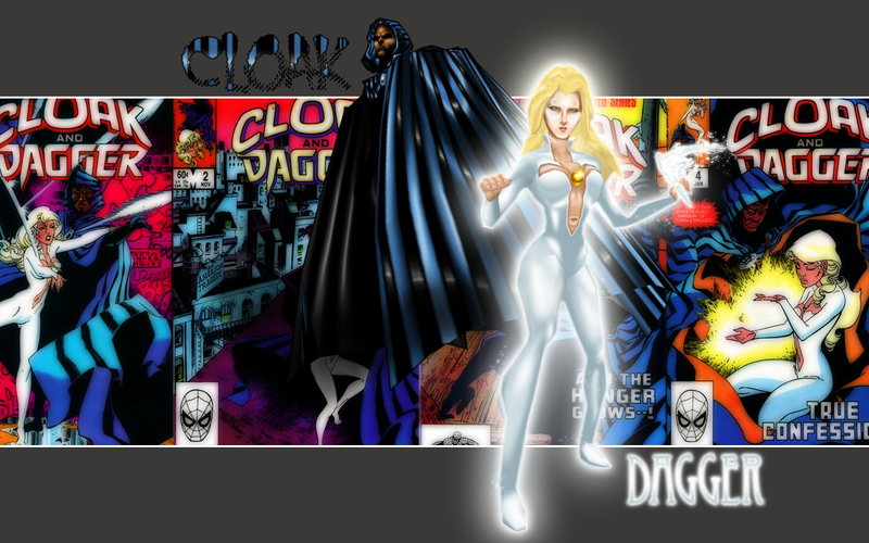 Cloak And Dagger Wallpaper By IUltrahumanite On DeviantArt