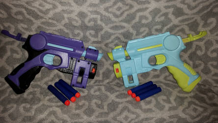 Nerf Commissions 1 and 2