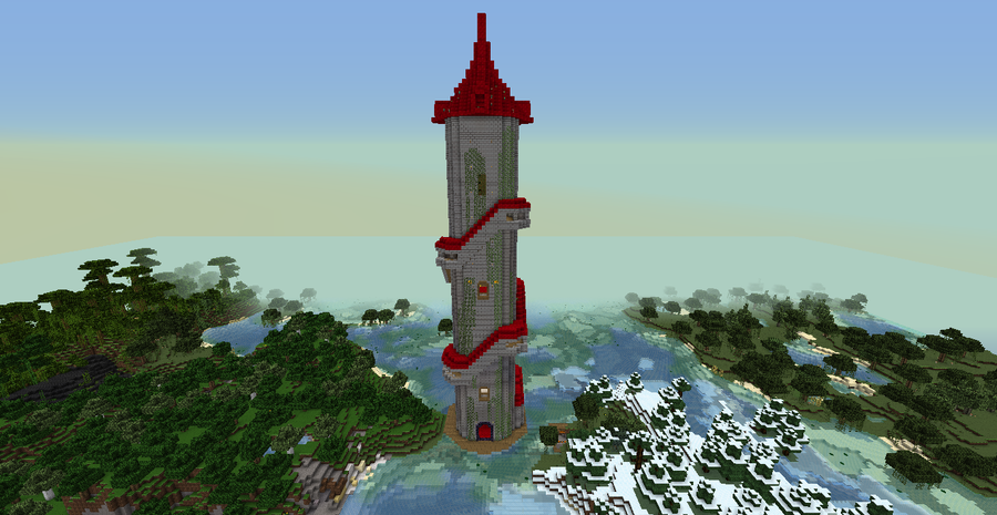 The Tekkit Tower by AwesomeLemon