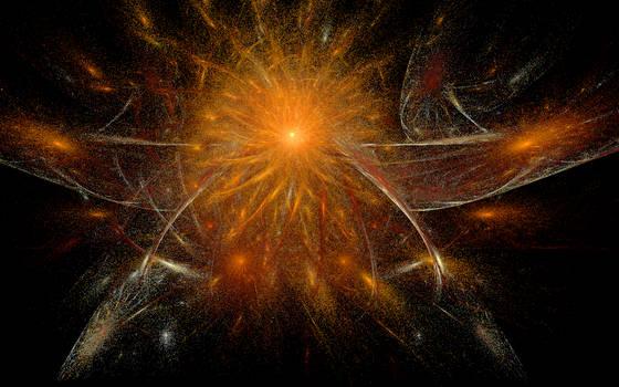 Fractal Explosion-Wallpaper
