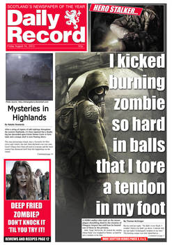 AyaCon Apocalypse - Daily Record
