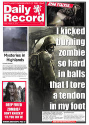 AyaCon Apocalypse - Daily Record by Aeyze