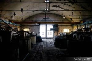 Paper factory by adi-cherryson