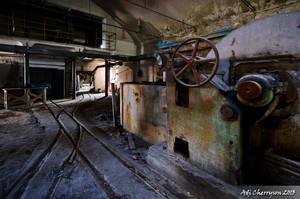 Paper factory II by adi-cherryson