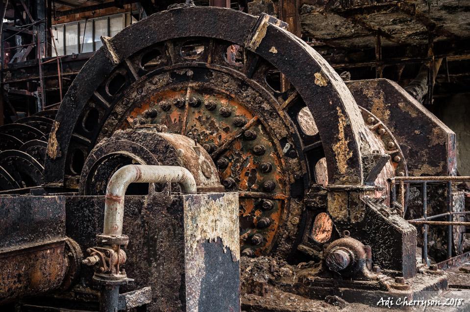 Sic transit gloria industria by adi-cherryson